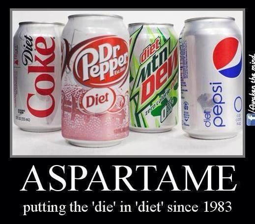aspartamedie