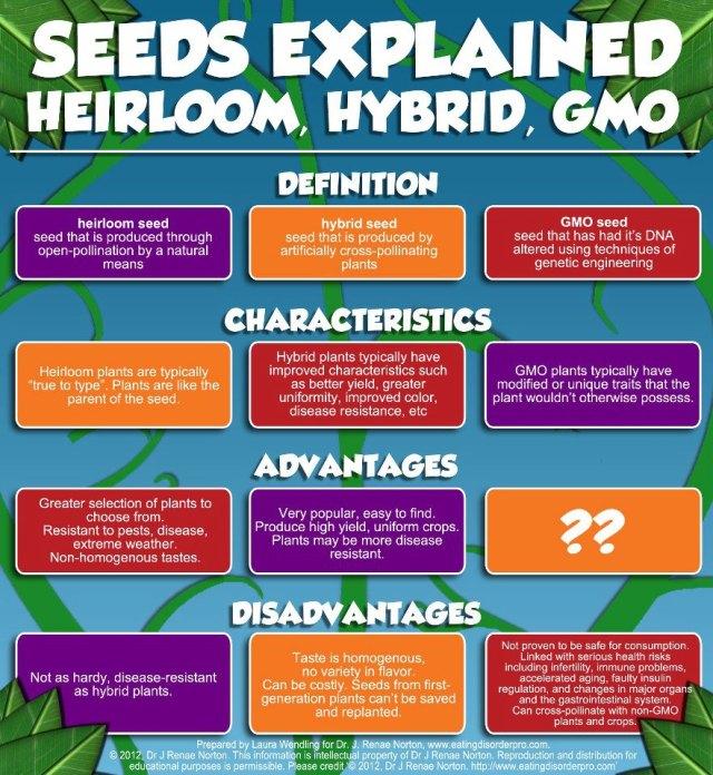 heirloom,hybrid,gmo