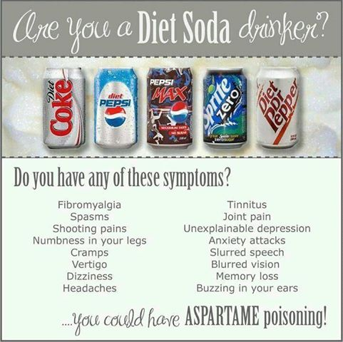 aspartamesymptoms