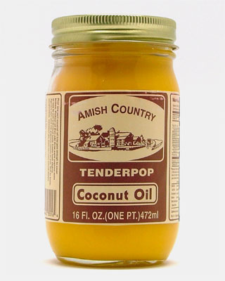 amish coconutoil