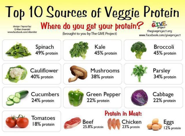 veggieproteins